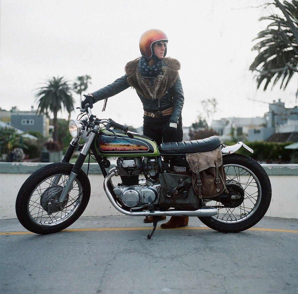 «Мне не нужен мужчина»: Интервью с Ланакилой Макнотон, мотоциклисткой и фотографом. Изображение № 2.