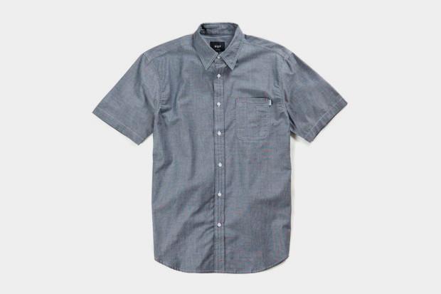 Марка Huf выпустила летнюю коллекцию одежды. Изображение № 10.