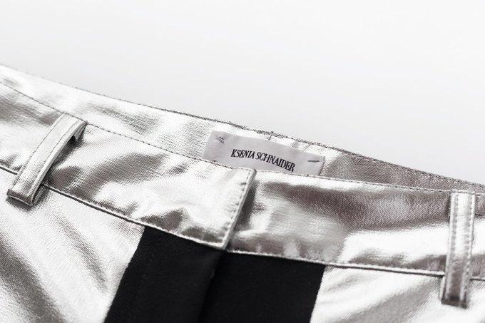 Ценные металлы: Дизайнер одежды Ксения Шнайдер. Изображение № 3.
