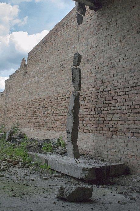 Дима Толкачёв: Диалог природы и человека в урбанистической среде. Изображение № 30.