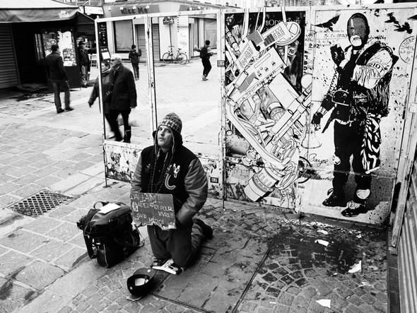 Новая работа уличного художника WK Interact. Изображение № 1.