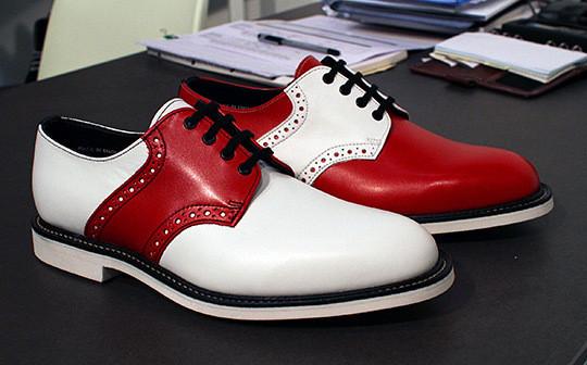 Изображение 1. Коллекция обуви Mark McNairy SS 2012.. Изображение № 1.