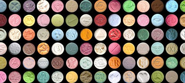 Австралия заняла первое место по употреблению экстази. Изображение № 1.