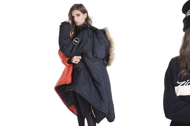 Российская модель Даша Малыгина снялась для нового лукбука марки Ziq & Yoni. Изображение № 14.