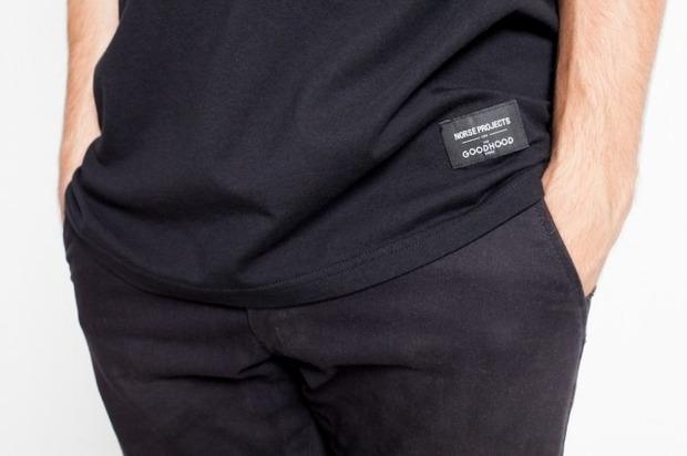 Марка Norse Projects и магазин GoodHood представили совместную коллекцию одежды. Изображение № 12.