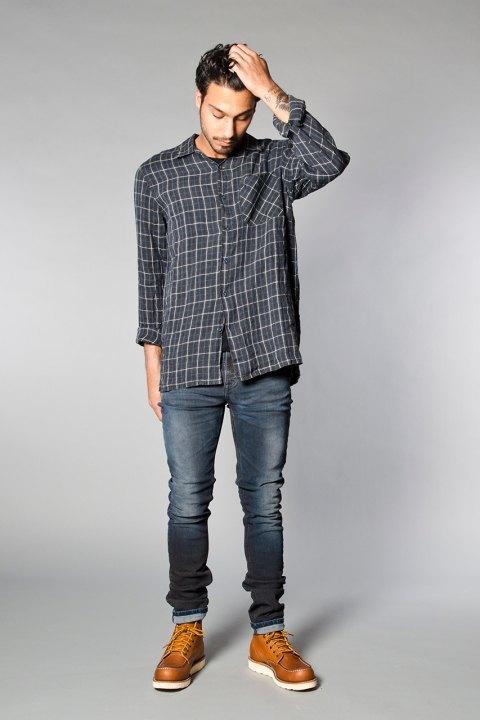 Марка Nudie Jeans опубликовала новую капсульную коллекцию одежды. Изображение № 7.