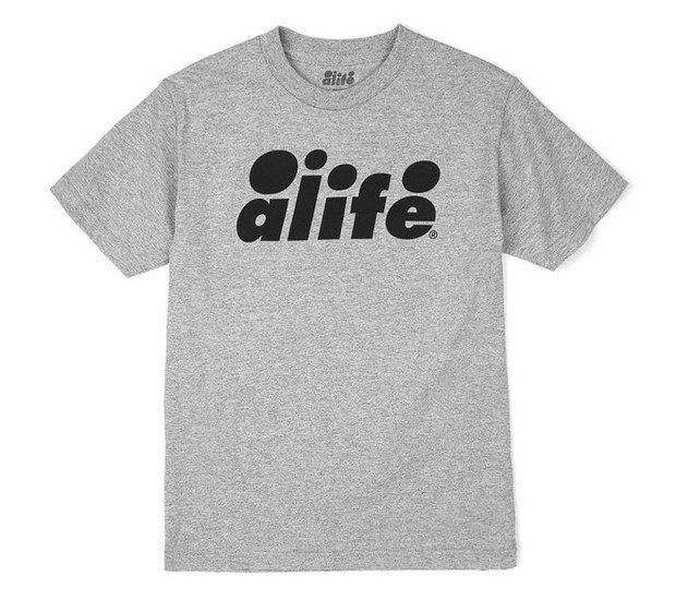Американская марка Alife представила весеннюю коллекцию футболок. Изображение № 6.