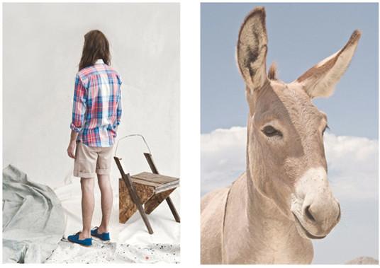 Французская марка Hixsept выпустила лукбук весенней коллекции одежды. Изображение № 6.