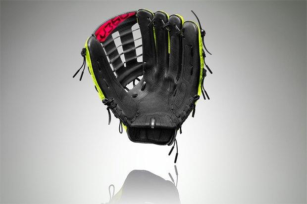 Технологи Nike разработали ультрасовременную бейсбольную перчатку. Изображение № 4.
