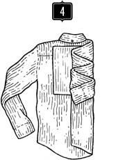 How to: Как сложить рубашку. Изображение №5.