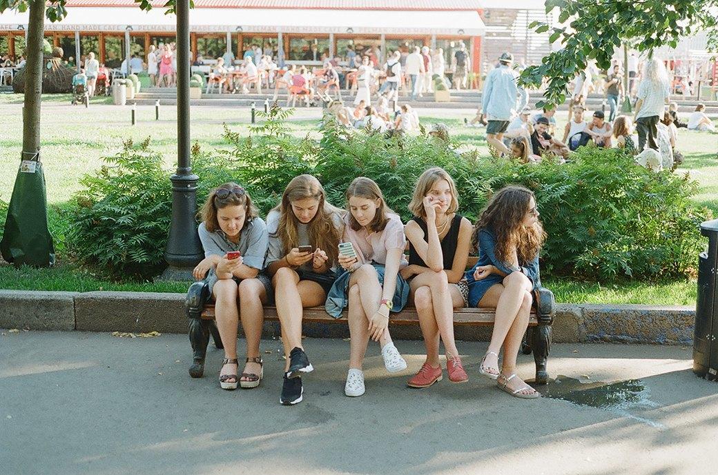 Фоторепортаж с фестиваля Faces & Laces в парке Горького. Изображение № 4.