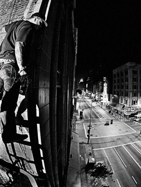 8 знаменитых фотографов, исследовавших мир граффити. Изображение № 24.