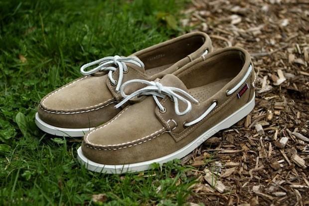 Sebago представили линейку весенней обуви. Изображение № 12.