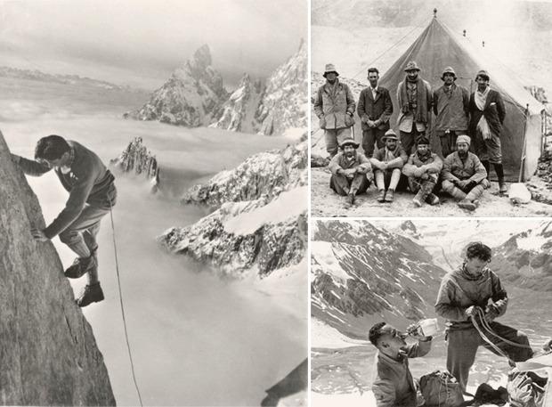 На пике моды: Как одежда для покорения горных вершин стала частью мужского гардероба. Изображение № 1.