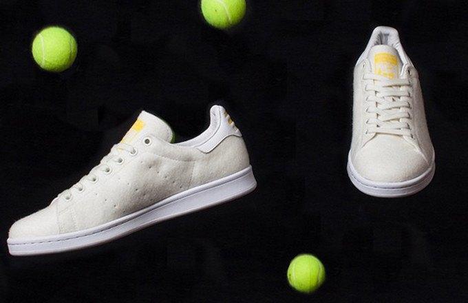 Появилось фото новой коллаборации Фаррелла Уильямса и Adidas Originals. Изображение № 1.