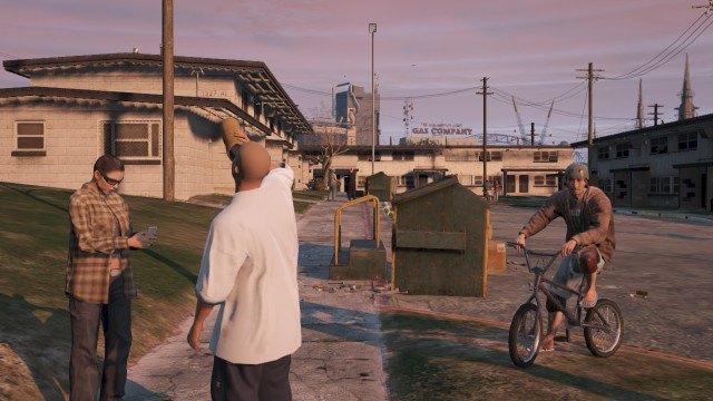 Агентство Media Lense: Фоторепортажи из горячих точек и бандитских районов в GTA V Online. Изображение № 34.