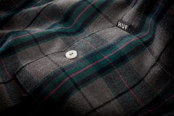 Лукбук новой коллекции марки HUF. Изображение № 7.