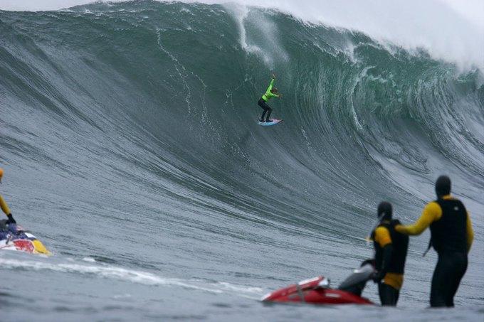10 самых опасных в мире мест для сёрфинга. Изображение № 5.