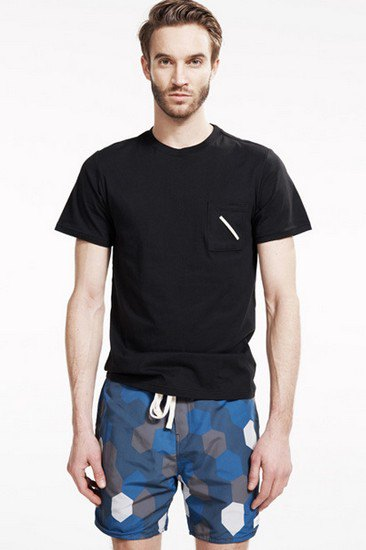 Марка Saturdays Surf NYC выпустила лукбук осенней коллекции одежды. Изображение № 24.