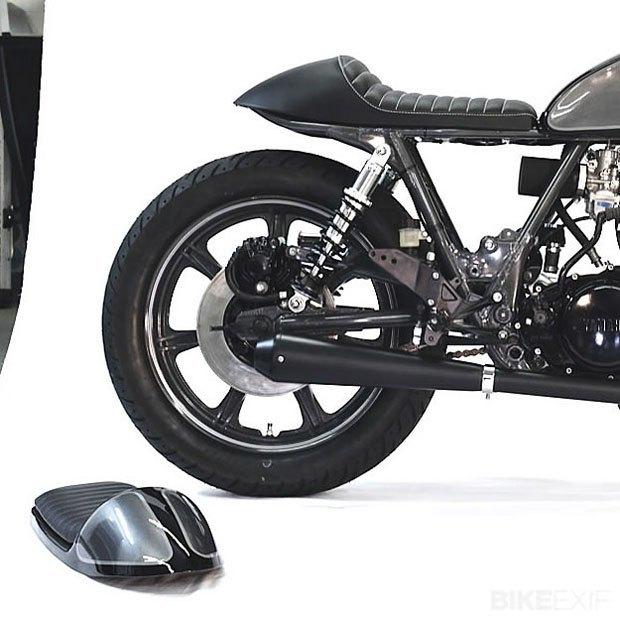 Мастерская Chappell Custom собрала новый байк на базе Yamaha SR500 . Изображение № 5.