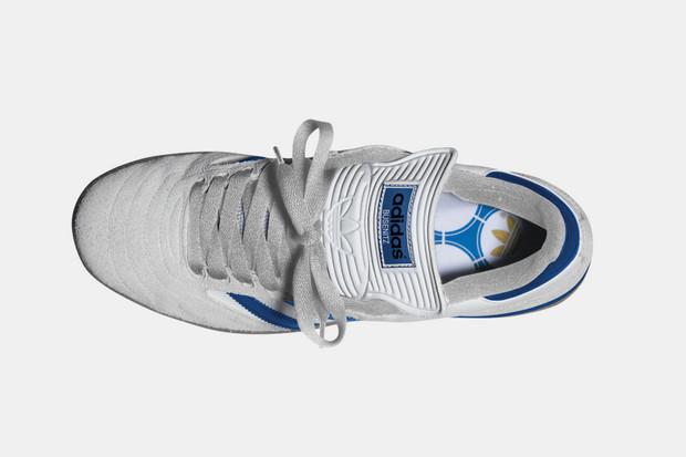 Марка Adidas Skateboarding выпустила весеннюю коллекцию кроссовок Busenitz. Изображение № 7.