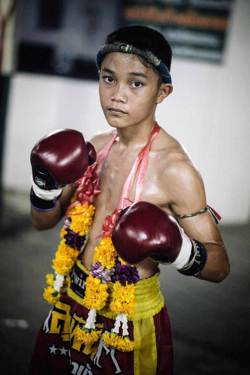 Бокс против нищеты: Как тайские подростки находят спасение от бедности на ринге. Изображение № 9.