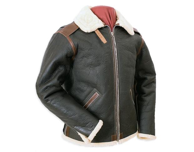 На высоте: История и особенности легендарной пилотской куртки на меху — B-3. Изображение № 11.