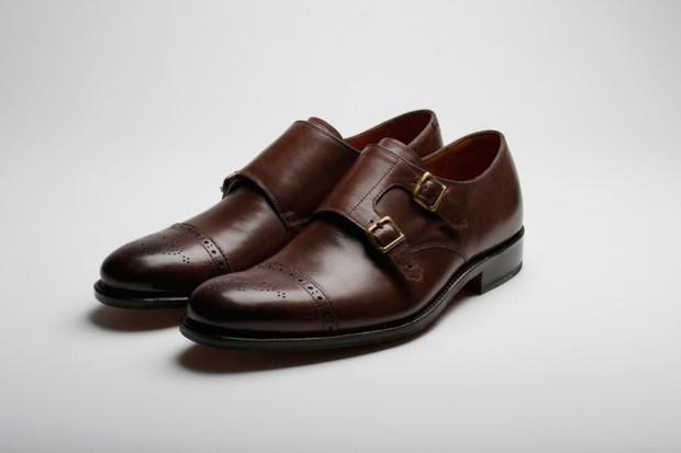 Марка Grenson выпустила осеннюю коллекцию обуви. Изображение № 6.
