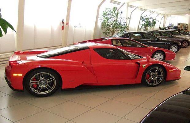 Два автомобиля Михаэля Шумахера выставлены на аукцион. Изображение № 4.