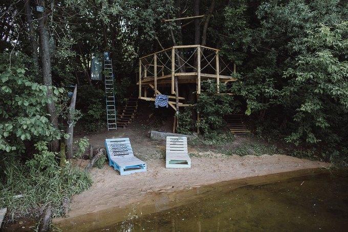 Фоторепортаж: Строительство объектов фестиваля Outline. Изображение № 30.
