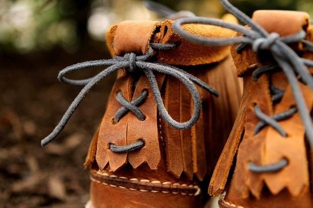 Дизайнер Ронни Фиг и марка Sebago выпустили капсульную коллекцию обуви. Изображение № 5.