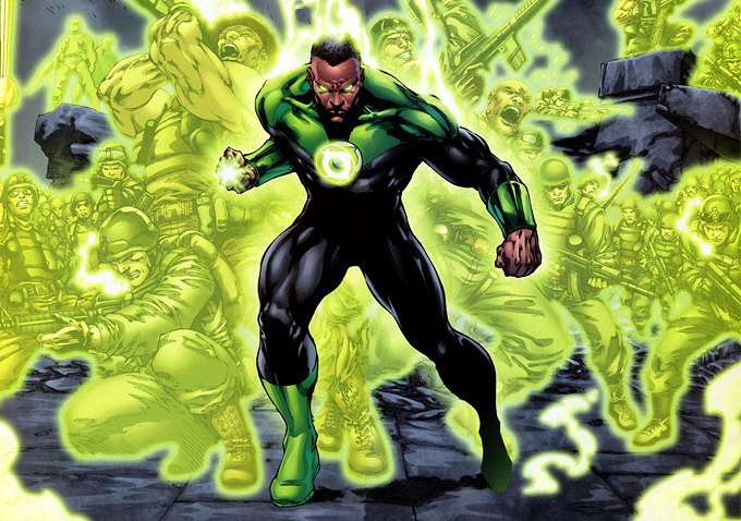 Как издатели меняли пол, цвет кожи и ориентацию супергероев. Изображение № 3.