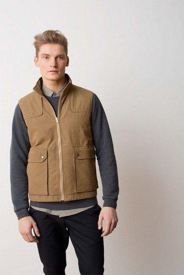 Марка Pendleton выпустила лукбук осенней коллекции одежды. Изображение № 7.