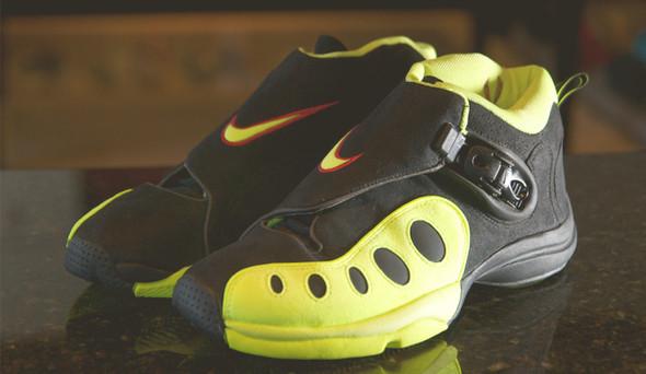 Поставить на ноги: 25 именных баскетбольных кроссовок. Изображение № 41.