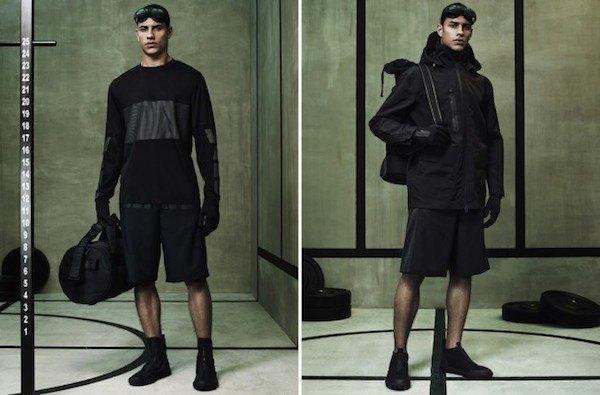 Александр Вэнг представил спортивную коллекцию для H&M. Изображение № 1.