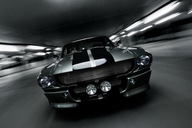 Ford Mustang из фильма «Угнать за 60 секунд» был продан на аукционе за миллион долларов. Изображение № 1.