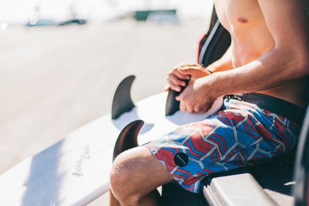 Марка Brixton выпустила летний лукбук. Изображение № 9.