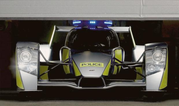 Полицейский беспредел: Самые навороченные авто на службе полиции разных стран. Изображение № 29.