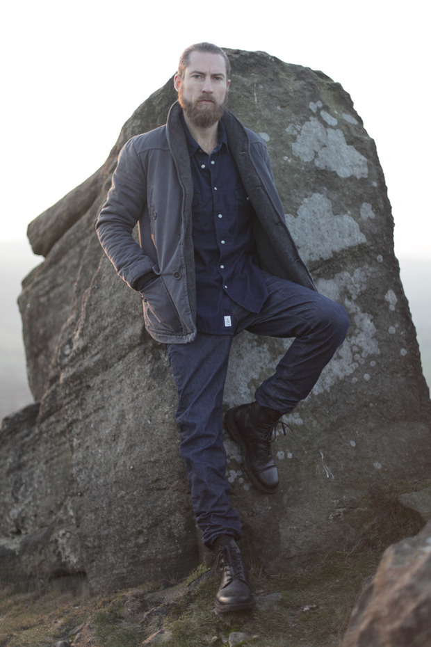 Марка Edwin опубликовала осенне-зимний лукбук. Изображение № 5.