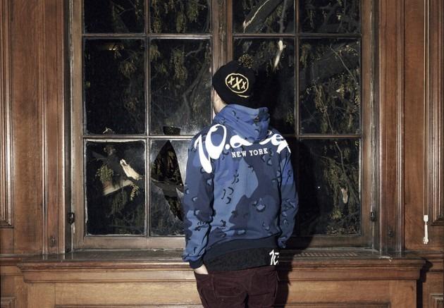 Марка 10.Deep выпустила второй лукбук новой коллекции одежды своей линейки Holiday. Изображение № 2.