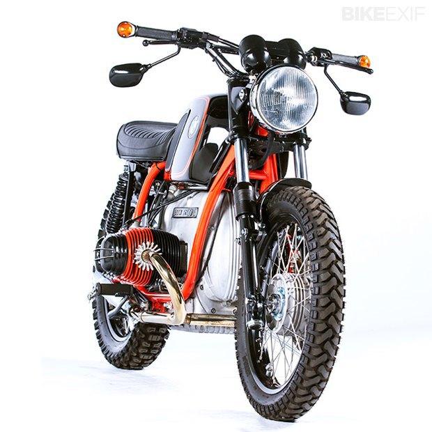 Мастерская Cytech представила новый кастомный мотоцикл BMW R90/6 Hustler. Изображение № 2.