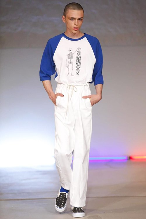 Гоша Рубчинский показал новую коллекцию на Неделе моды в Париже. Изображение № 12.