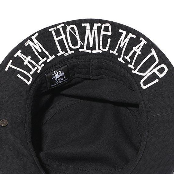 Марка Stussy представила новую коллекцию совместно с брендом Jam Home Made . Изображение № 4.