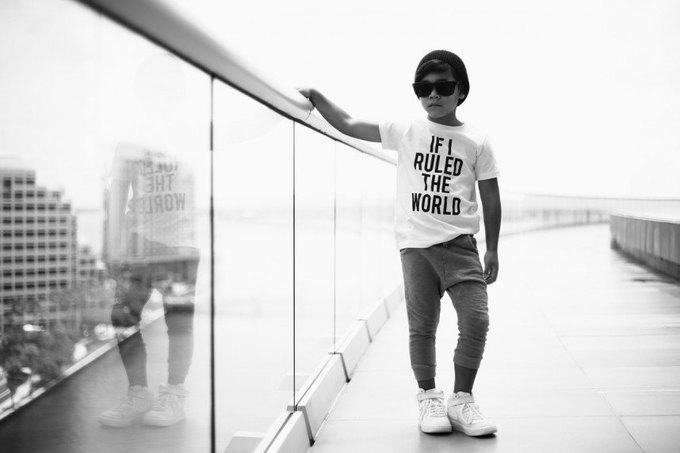 Бренд MADE Kids выпустил мрачную уличную одежду для детей . Изображение № 2.