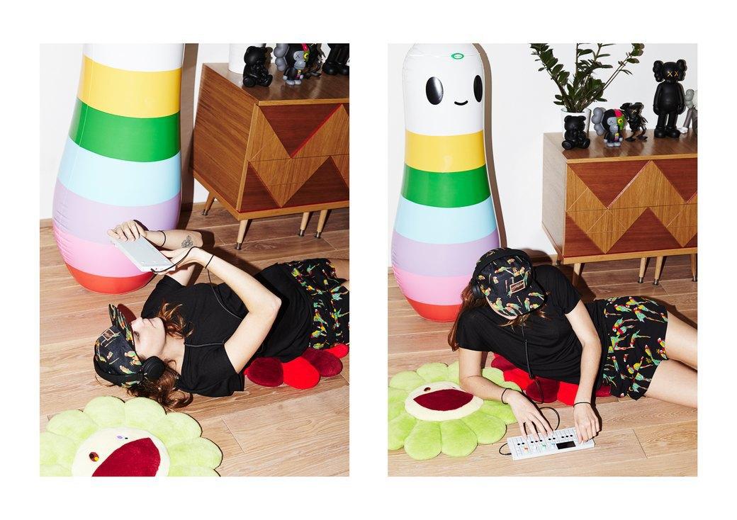 Магазин Kixbox выпустил летний лукбук. Изображение № 9.