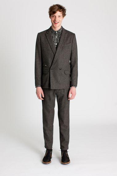 Новая коллекция одежды дизайнера Стивена Алана. Изображение № 5.
