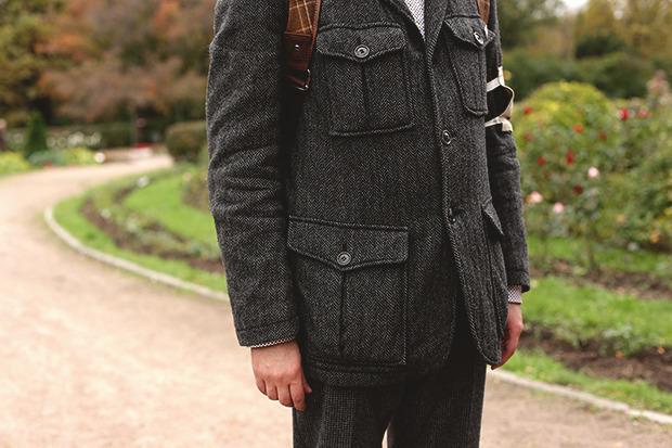 Детали: Репортаж с велозаезда Tweed Ride Moscow. Изображение № 75.