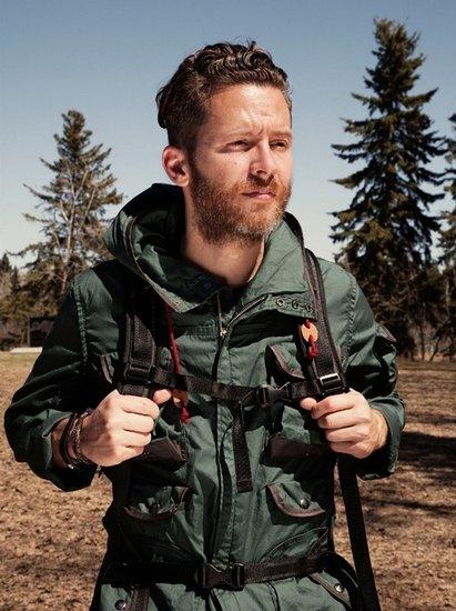 Канадский ритейлер Haven выпустил лукбук весенней коллекции одежды. Изображение № 4.