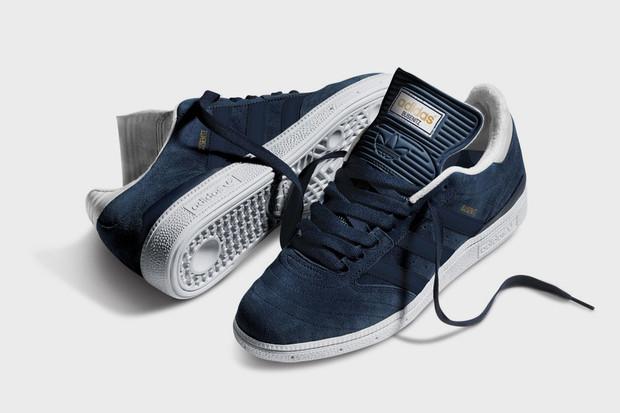 Марка Adidas Skateboarding выпустила весеннюю коллекцию кроссовок Busenitz. Изображение № 9.