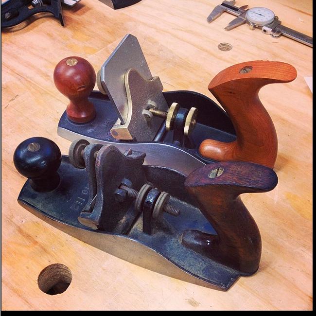 Ручная работа: Рубанки Walke Moore Tools. Изображение № 1.